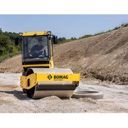 Vibratory Rollers BOMAG 8000kg / 1820mm