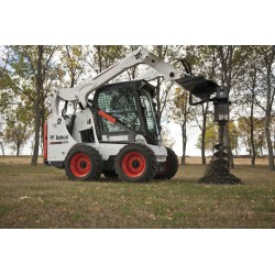 S570 COMPACT LOADER on Wheels BOBCAT