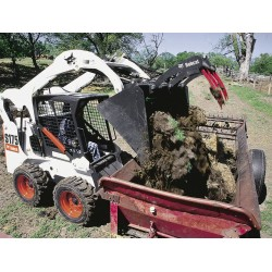 BOBCAT Compact Loader 2853kg / 1727mm