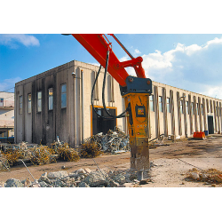 Indeco Hydraulic Breakers