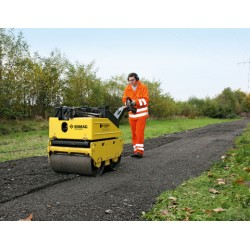 Rouleau Vibrant BOMAG BW65