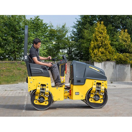 Vibratory Rollers BOMAG BW80